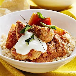 Creamy Chicken Curry.