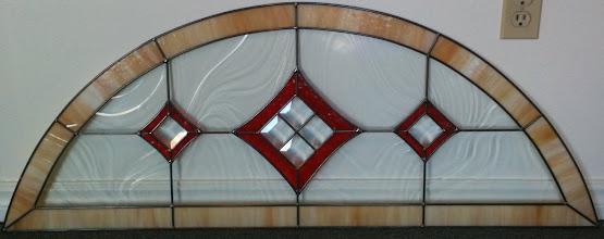 Photo: Art Deco Transom