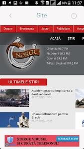 Radio Noroc Moldova screenshot 1