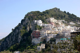 Photo: Ort Capri am Felsen