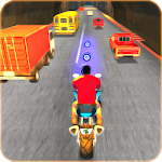 Subway Bike Racer 1.1 Apk
