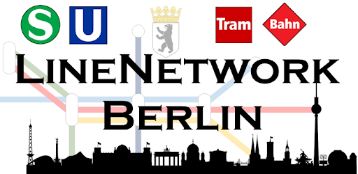 All important subway- and railroad maps of Berlin in one application.