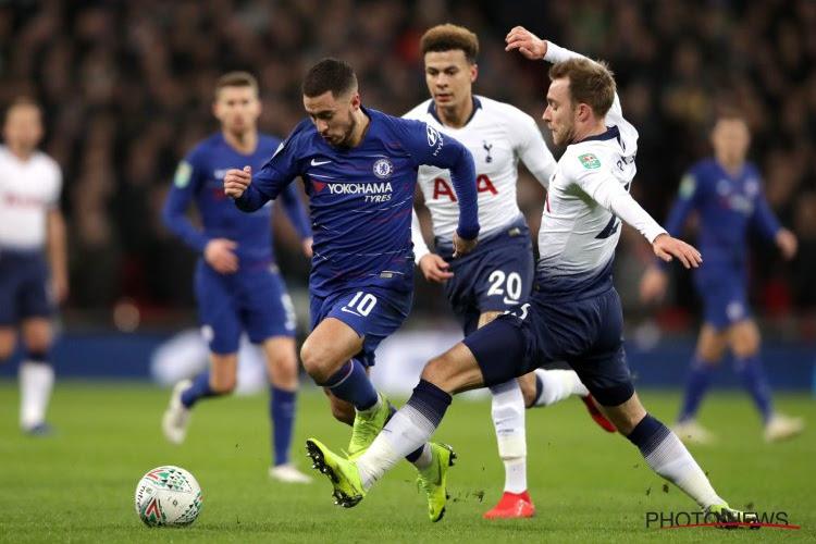 Les années Blues d'Eden Hazard
