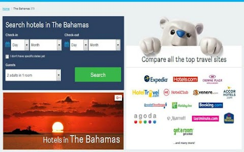 Bahamas Hotels screenshot 0