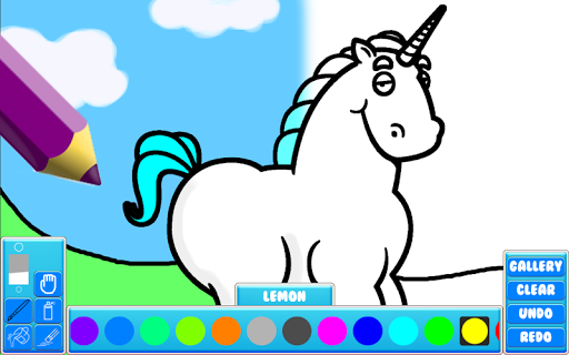 DIY Fantasy Coloring Book Games Apk Free Download For Android PC