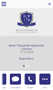 Kingsworth School- screenshot thumbnail
