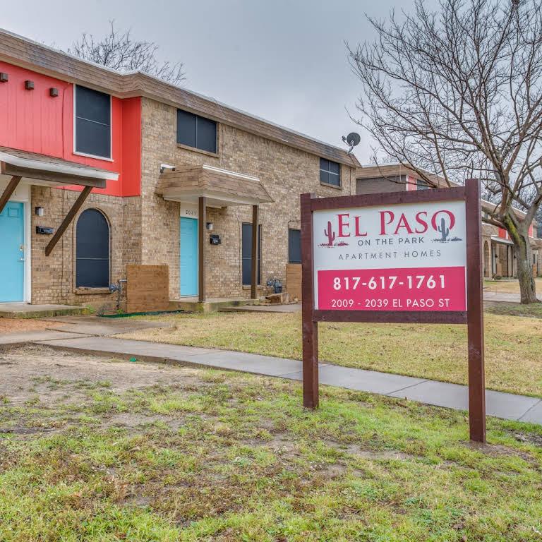 Apartments Near Me El Paso Tx: El Paso On The Park Apartment Homes