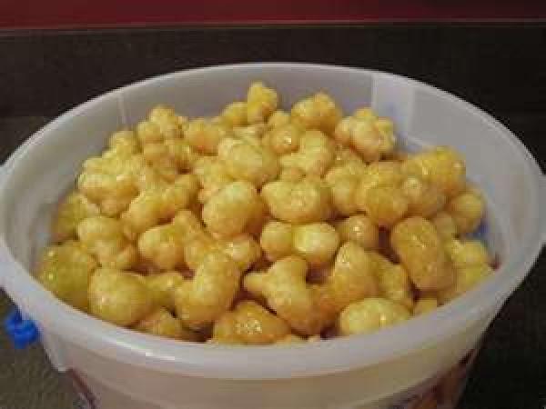 Carmel Corn Recipe