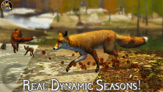Ultimate Fox Simulator 2 MOD APK [Mod Menu + Premium] 4
