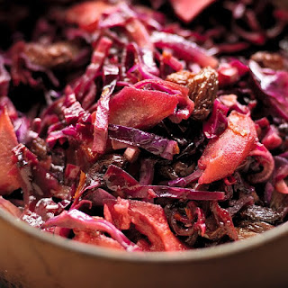 Pickled Sweet and Sour Red Cabbage