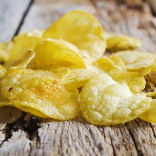 Simply Homemade Potato Chips.