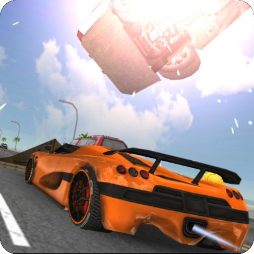TRAFFIC Destruction - 3D Game