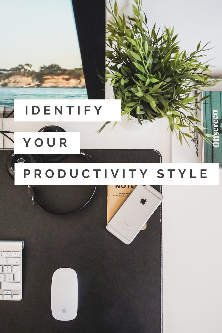 Identify Your Productivity Style | Put Systems in Place | April Sullivan | Systems Strategist