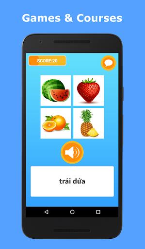 Learn Vietnamese Language: Listen, Speak, Read Pro app for Android screenshot