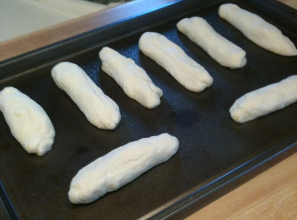 """Set the oven on """"warm"""", or 170 degrees. Meanwhile, with lightly floured hands, roll..."""