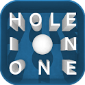 Hole in one - Physics Puzzle icon
