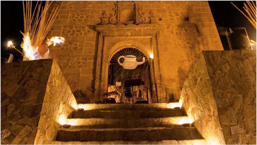 Imagen de archivo de La Noche de los Candiles.