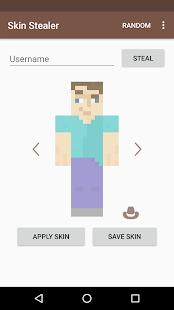 Skin Stealer For Minecraft Apps Bei Google Play - Abgegrieft skin fur minecraft pe