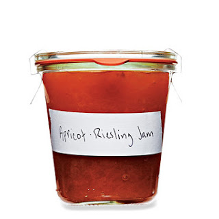 Apricot-Riesling Jam