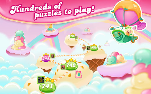 Candy Crush Jelly Saga 2.4.3 screenshots 9