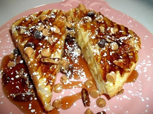 My son just loves this french toast. Its delicious!