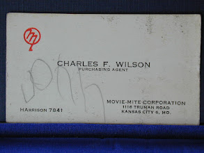 Photo: Charles Wilson, my Father, was Bill Wilson's younger brother.