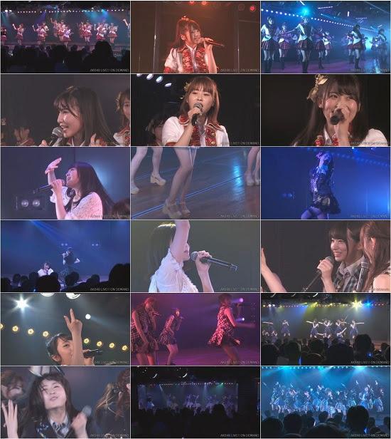 (LIVE)(720p) AKB48 外山大輔 「ミネルヴァよ、風を起こせ」公演 Live 720p 170710