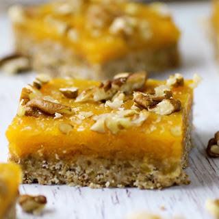 No-Bake Apricot Squares [Vegan, Gluten-Free]