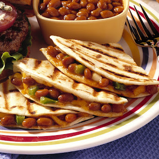 Bush's® Baked Beans Queso-dillas
