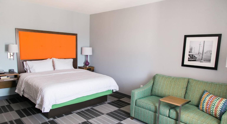 Hampton Inn and Suites Amarillo East