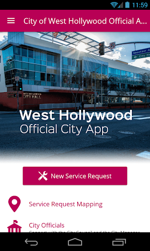 West Hollywood Official App