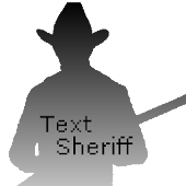 Text Sheriff