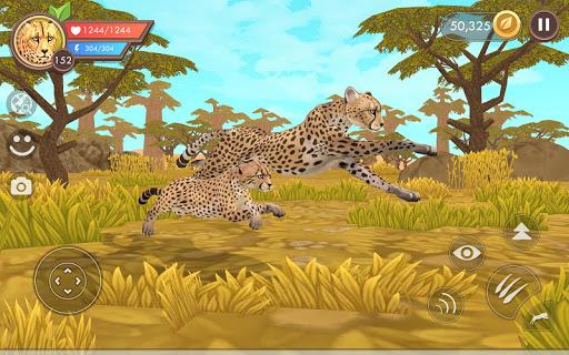 WildCraft: Animal Sim Online 3D screenshot 7
