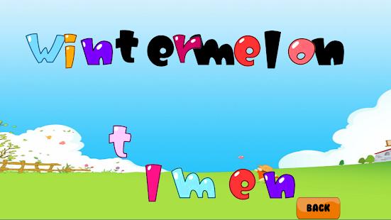 Games For Toddlers - screenshot thumbnail