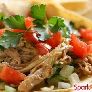 Slow-Cooker Salsa Chicken.
