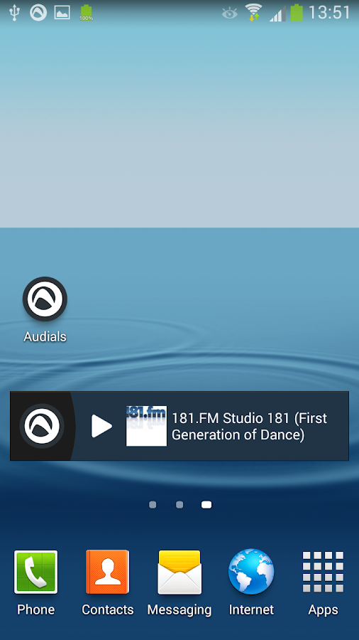 Audials Radio - screenshot