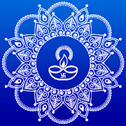 Rangoli design 2018 icon