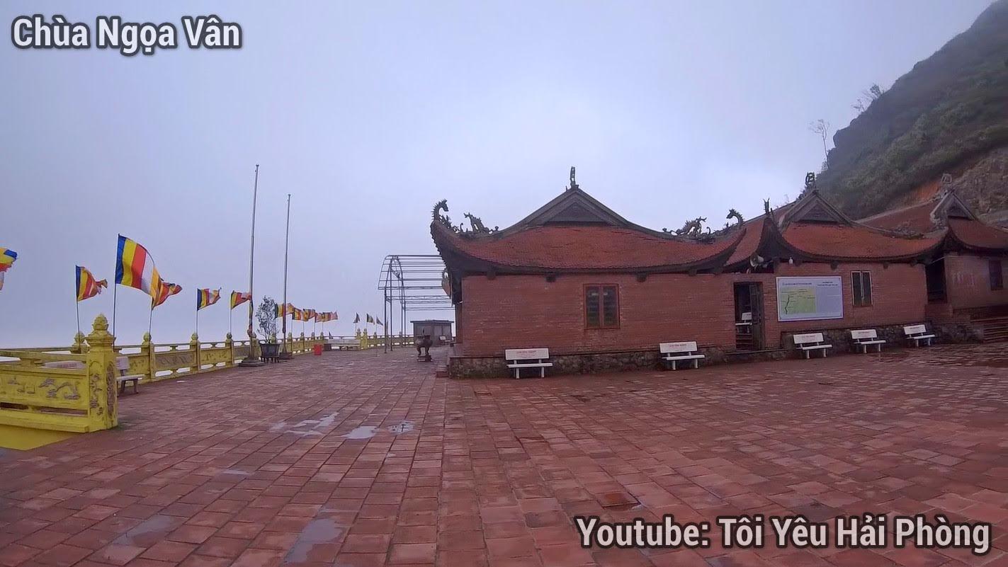 Khám phá Chùa Ngọa Vân (Quảng Ninh) Miền đất Phật 5