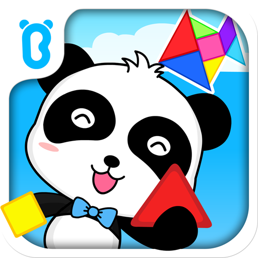 Baby Panda Tangram