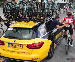 📷 Op het menu in de Vuelta vandaag: hobbelige aanloop naar moordende slotklim