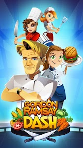 GORDON RAMSAY DASH v1.10.2 [Mod Coins + Level & More]