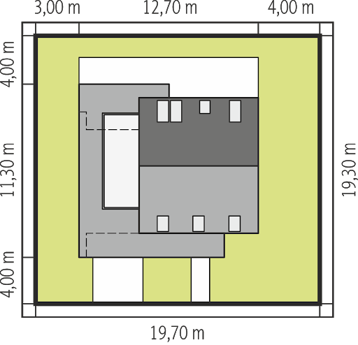 Mini 2 G1 Plus - Sytuacja