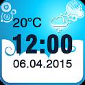 Clima Widget Reloj icon