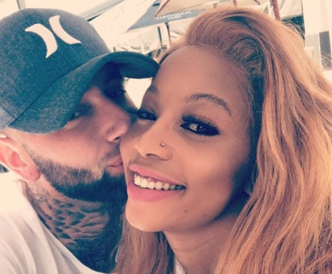 Chad and Kelly are dishing out loved-up moments.