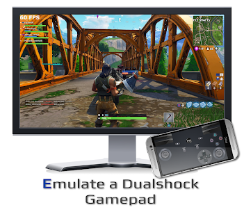 ShockPad: Virtual PS4 Remote Play Dualshock 4