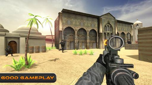Desert Shooting: jeu de tir de l'armée  captures d'écran 2