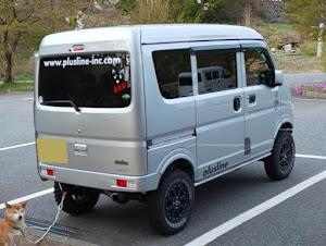エブリイ DA17V H30 joinTURBO 4WD 5MTのカスタム事例画像 taka1148さんの2019年05月03日06:32の投稿