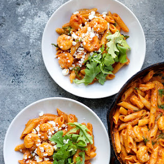 Pasta Shrimp With Ragu Sauce Recipes