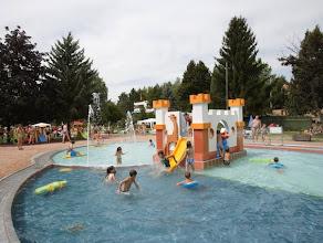 Fotó: Dombóvár Gunaras fürdő gyermek kaland medence