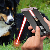 Laser Pointer for Dogs Simulator